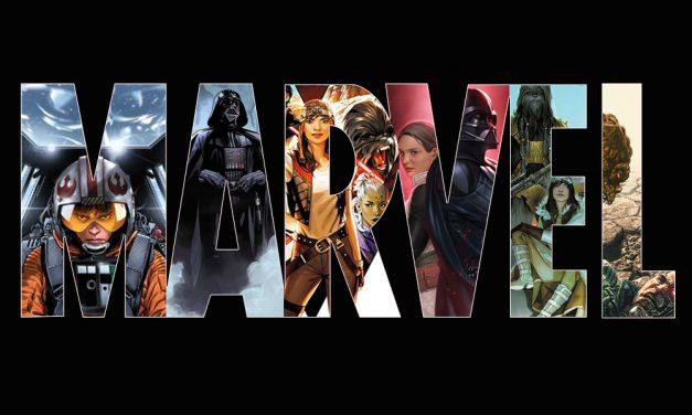 Marvel zapowiedział komiksy Star Wars na kwiecień 2020