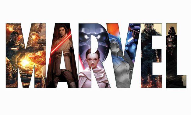 Marvel zapowiedział komiksy Star Wars na marzec 2020