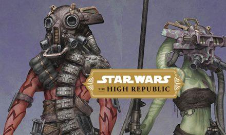 Opis nadchodzącego komiksu | The High Republic