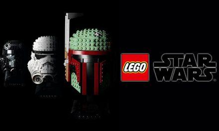 Zapowiedziano nową serię hełmów | LEGO Star Wars