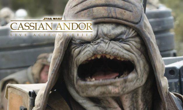 Neil Scanlan o postaciach w serialu | Cassian Andor