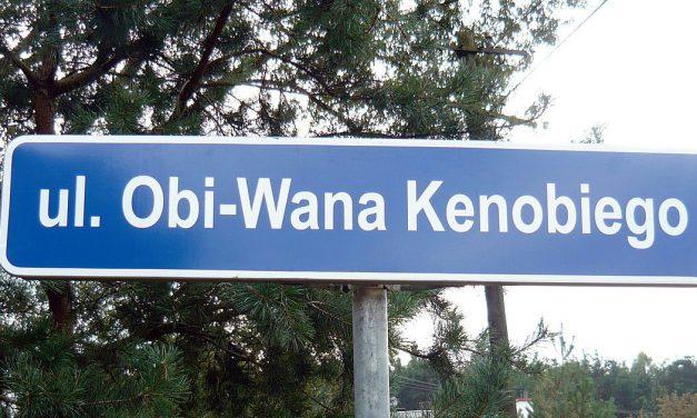 Ulica Obi-Wana Kenobiego w Krakowie? Podpisz petycję!