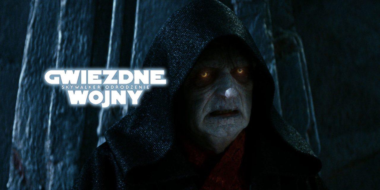 """To oficjalne, Palpatine klonem!    """"Skywalker. Odrodzenie"""""""