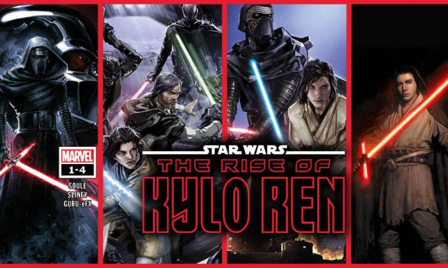 The Rise of Kylo Ren 1-4 | Recenzja komiksu