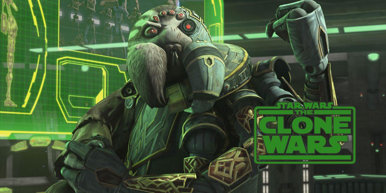 The Clone Wars S07E04 | Recenzja serialu