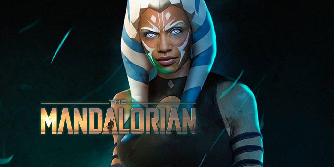 "Rosario Dawson jako Ahsoka w 2. sezonie  | ""The Mandalorian"""