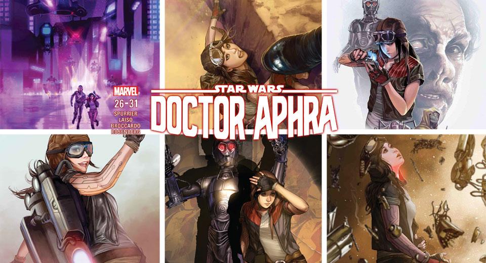 Doctor Aphra 26-31 | Recenzja komiksu
