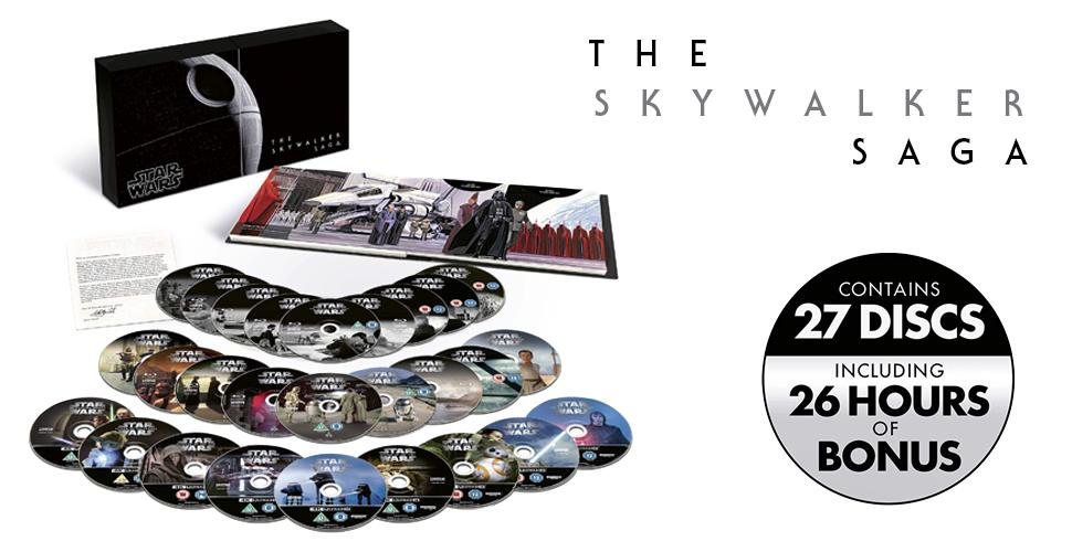 Nowe informacje o Sadze Skywalkerów w 4K