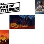 """Pierwsze odcinki 2. sezonu   """"Galaxy of Adventures"""""""