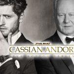 Stellan Skarsgård i Kyle Soller w obsadzie   Cassian Andor