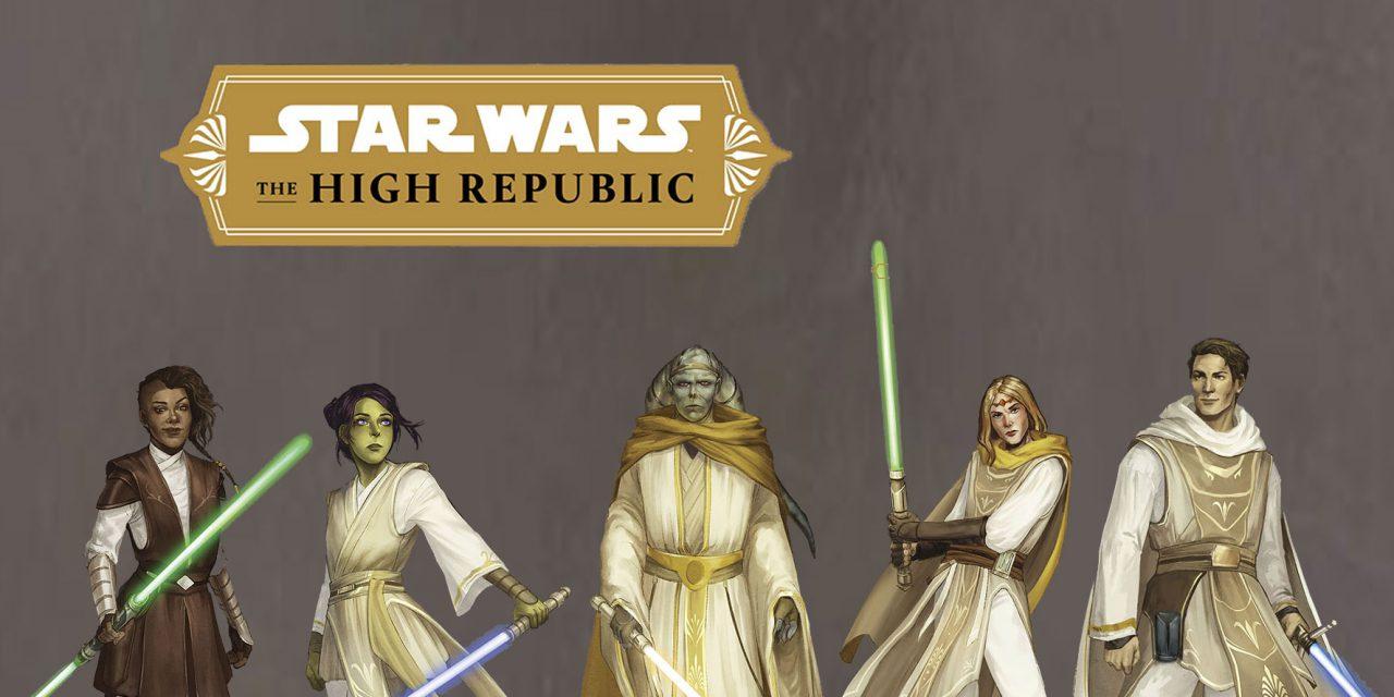 Poznajemy nowych bohaterów   The High Republic