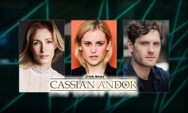 Kolejni aktorzy dołączają do obsady | Cassian Andor
