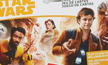 Han Solo Card Game | Recenzja