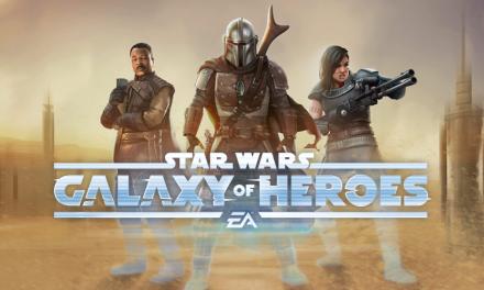 Mandalorianin wkracza do Star Wars: Galaxy of Heroes