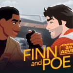 """Poe i Finn w nowym odcinku   """"Galaxy of Adventures"""""""