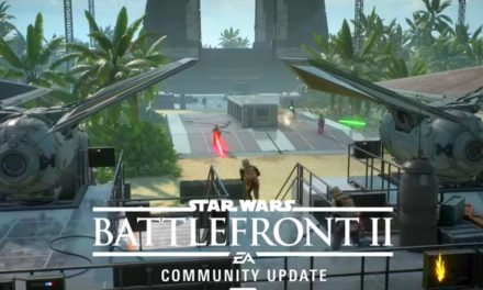 "Nadchodzi bitwa o Scarif | ,,Star Wars: Battlefront II"""