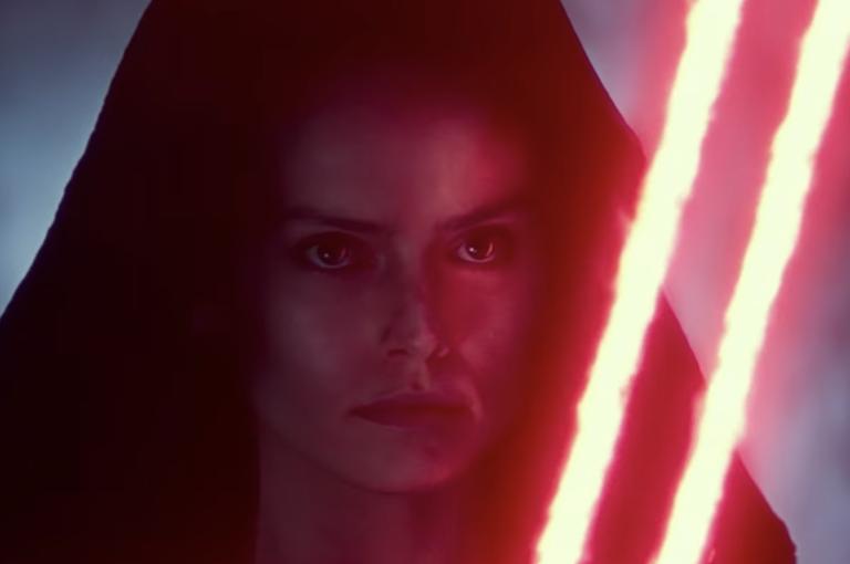 """Mroczna Rey, czyli grafiki koncepcyjne   ,,Skywalker. Odrodzenie"""""""