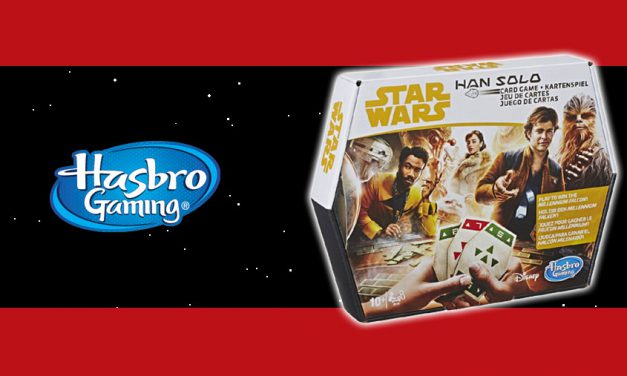 Han Solo Card Game | Recenzja gry