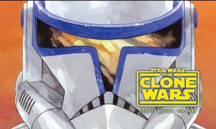"Maul w pierwszym fragmencie antologii | ""The Clone Wars: Stories of Light and Dark"""