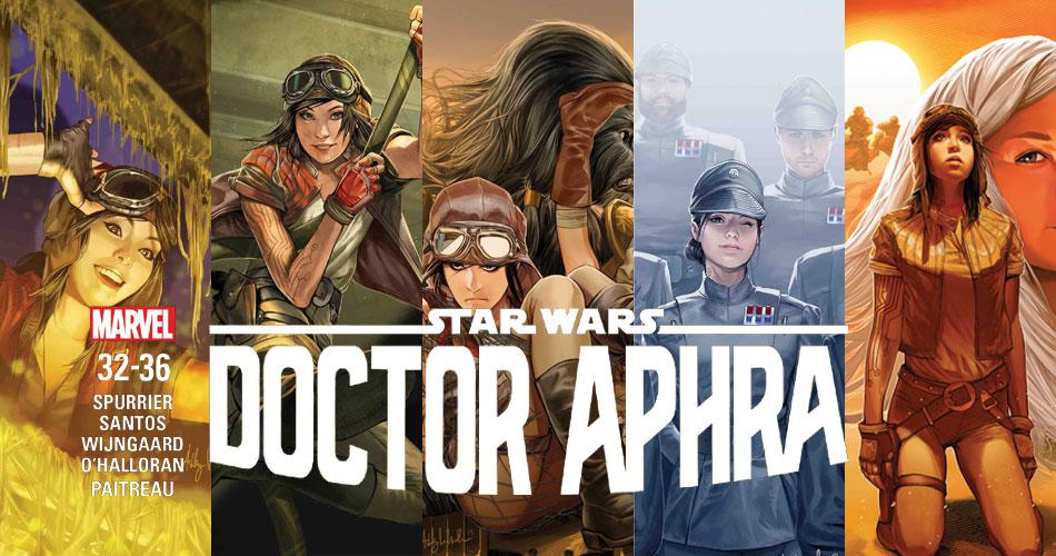 Doctor Aphra 32-36 | Recenzja komiksu