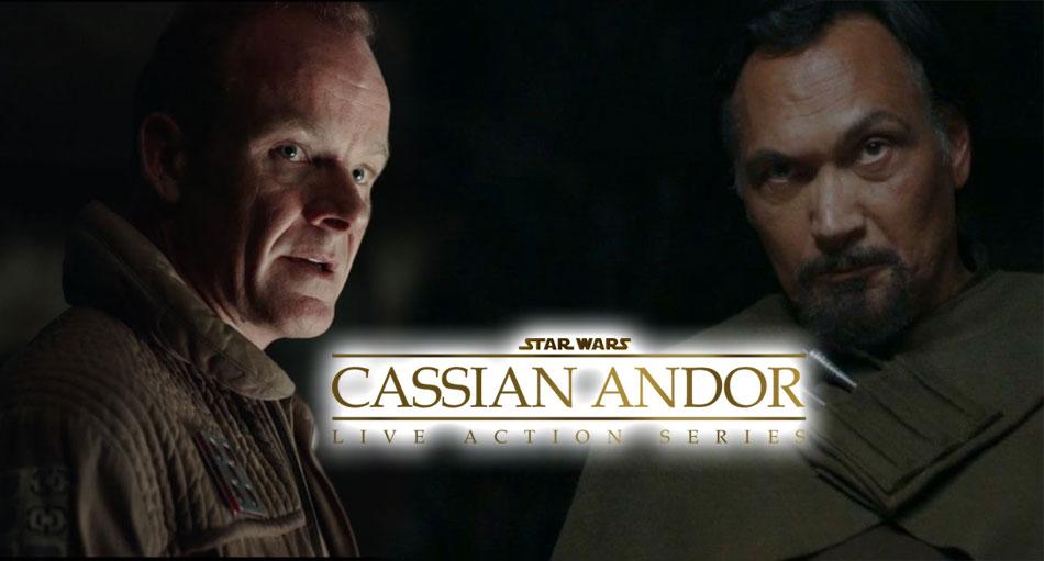 Znane twarze w obsadzie serialu | Cassian Andor