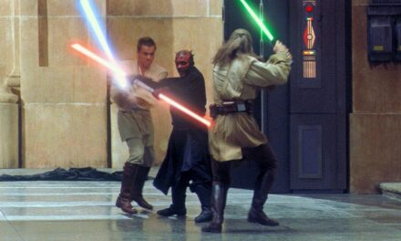 Filoni o znaczeniu ,,Duel of the Fates""