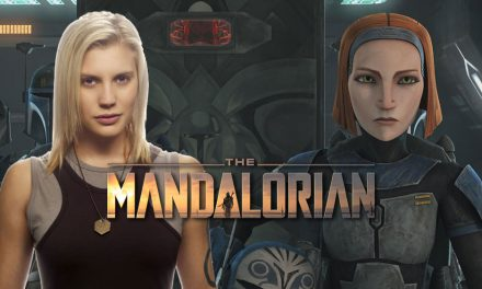 "Katee Sackhoff jako aktorska Bo-Katan | ""The Mandalorian"""