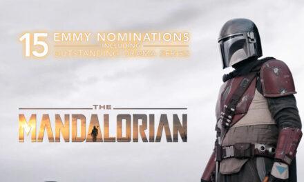 "Aż 15 nominacji do nagród Emmy | ""The Mandalorian"""