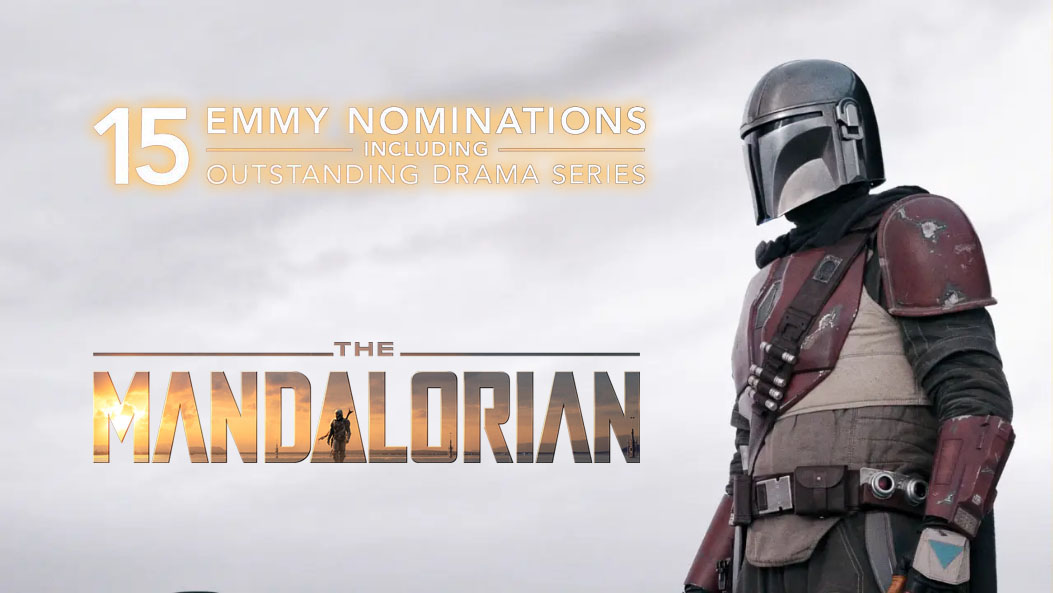 "Aż 15 nominacji do nagród Emmy   ""The Mandalorian"""