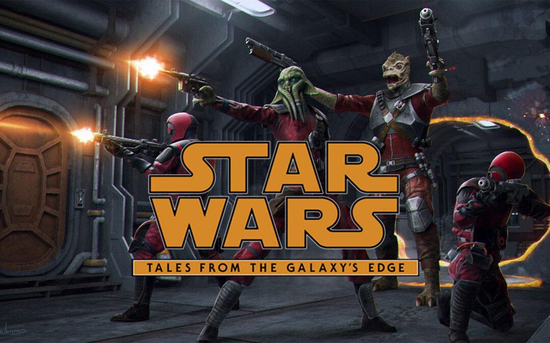 """Nowa projekt VR!   """"Tales From Galaxy's Edge"""""""