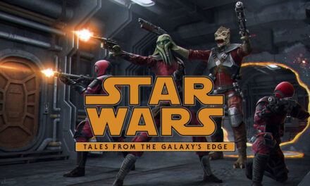 "Nowa projekt VR! | ""Tales From Galaxy's Edge"""