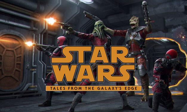 "Nowy projekt VR! | ""Tales From Galaxy's Edge"""