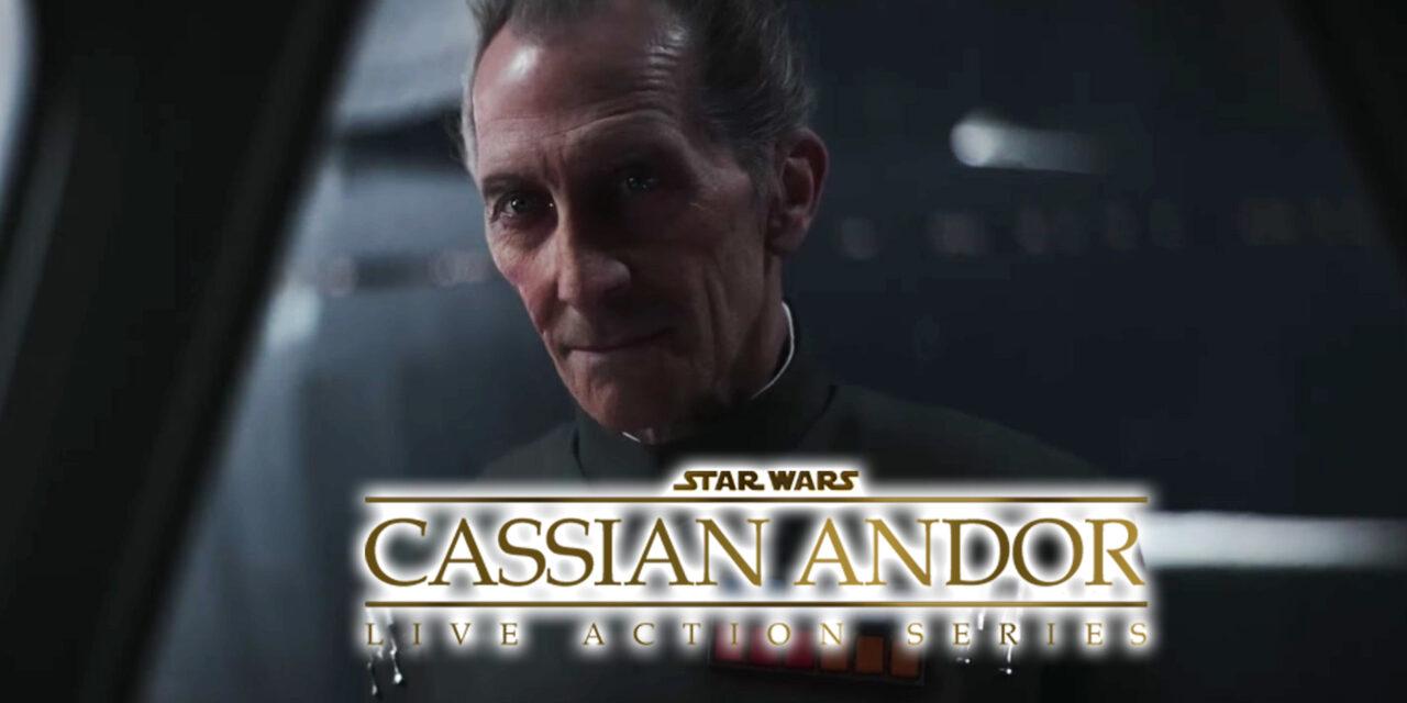 Wielki Moff Tarkin pojawi się w serialu?   Cassian Andor
