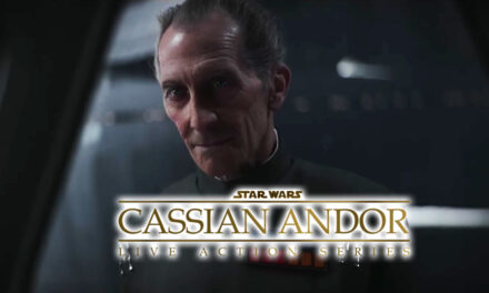 Wielki Moff Tarkin pojawi się w serialu? | Cassian Andor