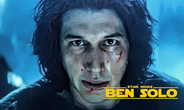 Ben Solo z własnym filmem lub serialem