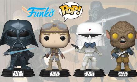 Figurki na podstawie legendarnych konceptów | Funko POP!