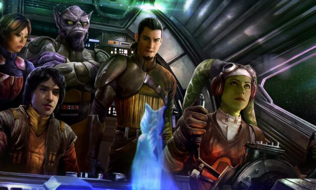 """Kontynuacja """"Rebeliantów"""" – nie dla animacji, tak dla aktorów?"""
