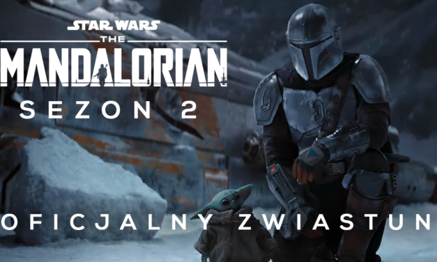 "Jest trailer 2. sezonu!!! | ""The Mandalorian"""