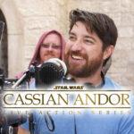 Toby Haynes zastępuje Tony'ego Gillroya | Cassian Andor