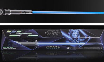 Hasbro zapowiedziało miecz świetlny Ahsoki Tano
