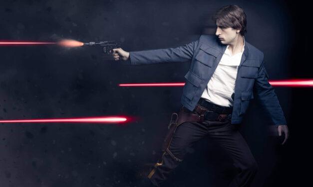 Han Solo z Imperium Kontratakuje | Cosplay miesiąca
