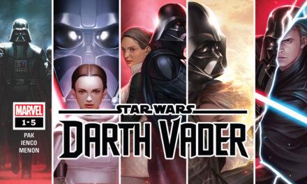 Darth Vader (2020) 1-5 | Recenzja komiksu
