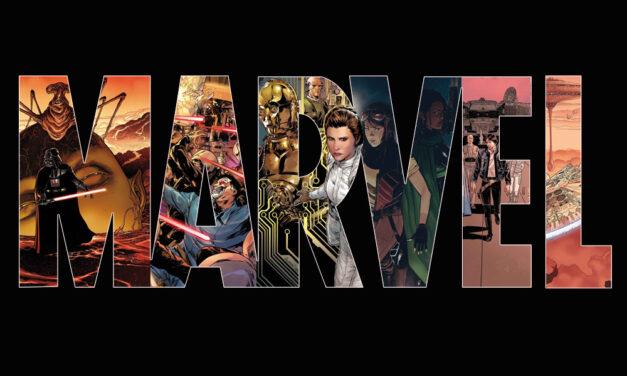 Marvel zapowiedział komiksy Star Wars na grudzień 2020