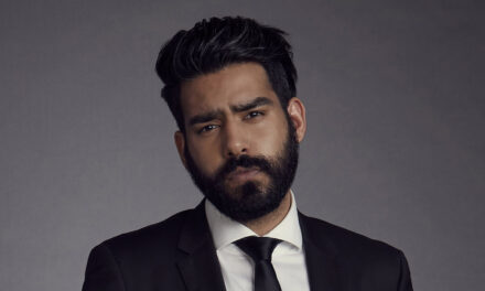 Rahul Kohli wcieli się w rolę Ezry Bridgera?