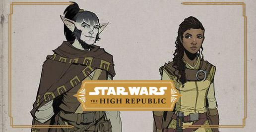 Oficjalny opis nowego komiksu | The High Republic