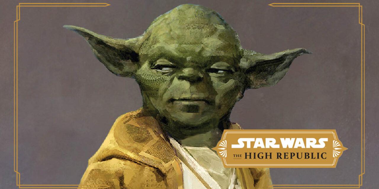 "Oto ""młody"" Yoda | The High Republic"