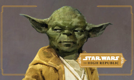 "Oto ""młody"" Yoda 