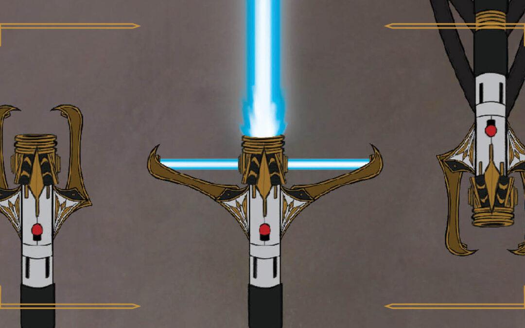 Miecz świetlny, którego jeszcze nie było   The High Republic