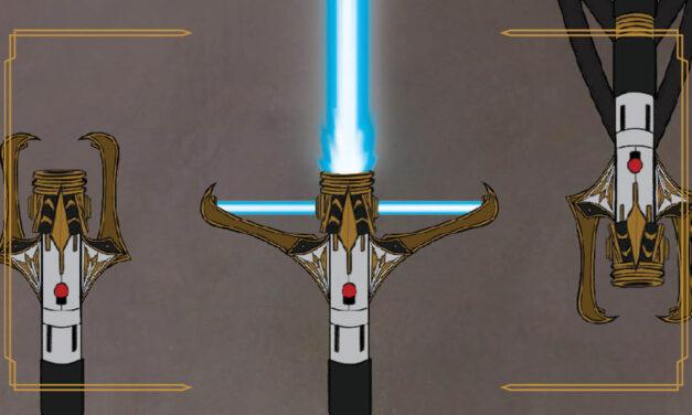 Miecz świetlny, którego jeszcze nie było | The High Republic