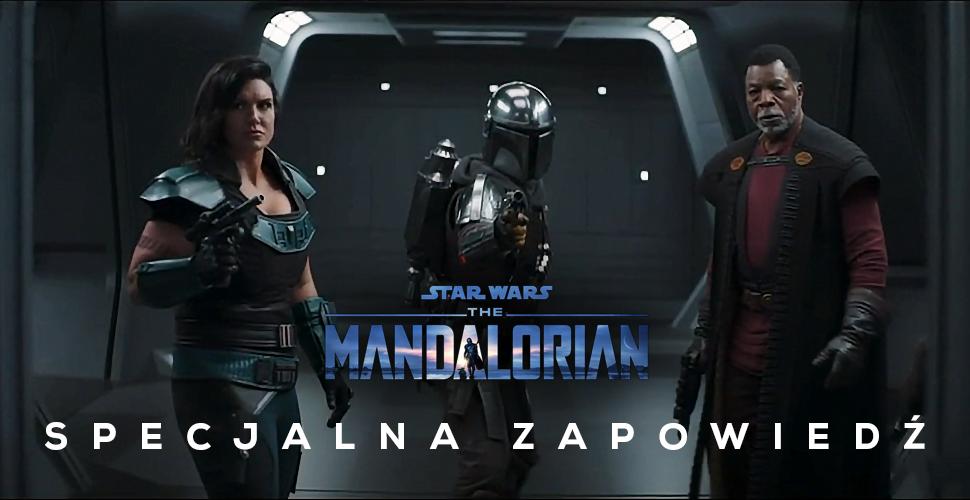 """Nowa zapowiedź 2. sezonu """"The Mandalorian"""""""